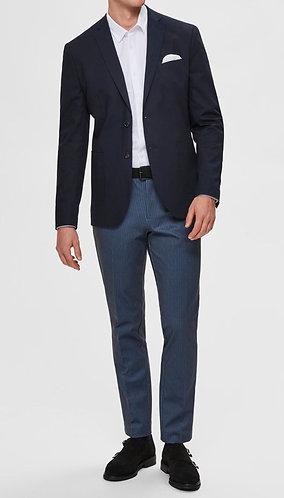 Pantalones de Punto de Algodón