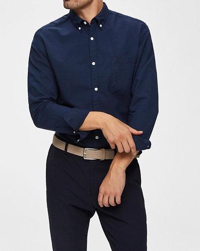 Camisa Oxford Premium
