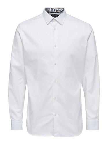 Camisa Regular Contrast