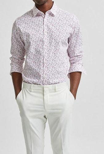 Camisa Formal Estampada