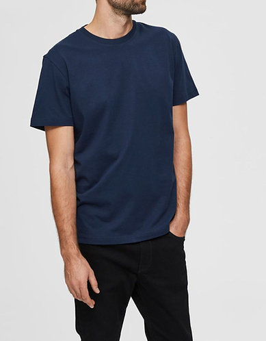 Camiseta Cuello Redondo Lisa