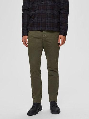Pantalones de Corte Slim