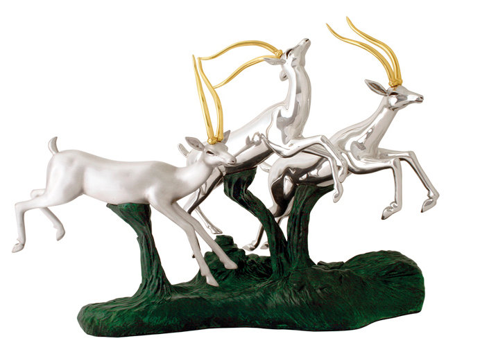 Running Gazelles