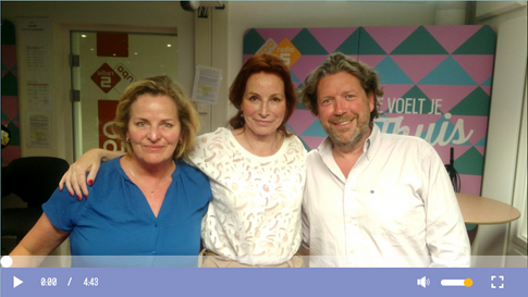 Interview met Marian Mudder over Sofasessies in Tijd voor Max