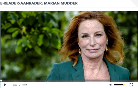 Interview met Marian Mudder over Sofasessies in De Wild in de Middag
