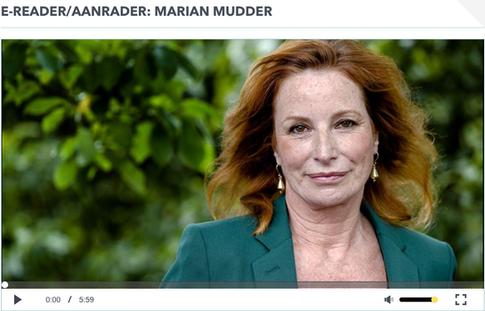 Interview met Marian Mudder over Sofasessies in De Wild in de Middag
