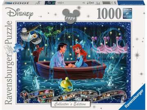 Disney Little Mermaid, 1000pc
