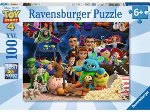 Toy Story 4, 100pc