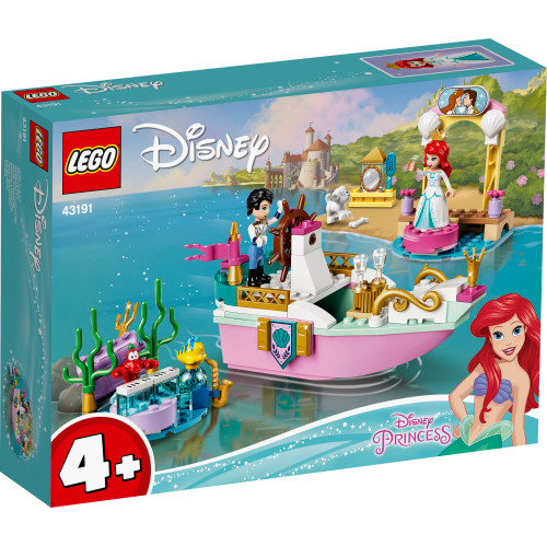 43191 Disney - Ariel's Celebration Boat.