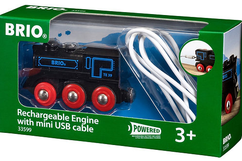 Rechargeable Engine w USB