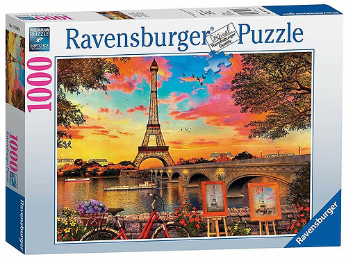 Banks of the Seine, 1000pc