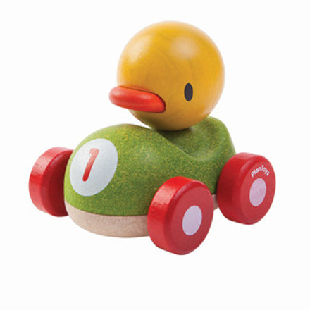Wooden Duck Racer