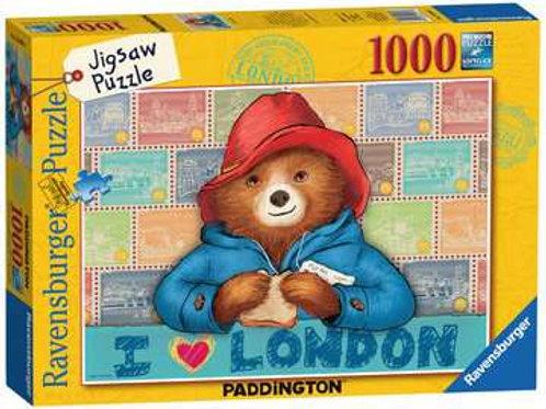 Paddington Bear, 1000pc