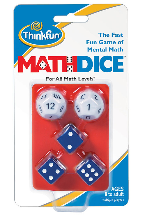 Maths Dice