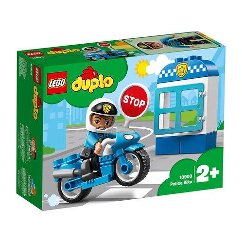 10900 Duplo - Police Bike