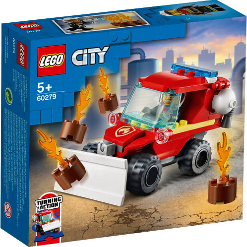 60279 City - Fire Hazard Truck