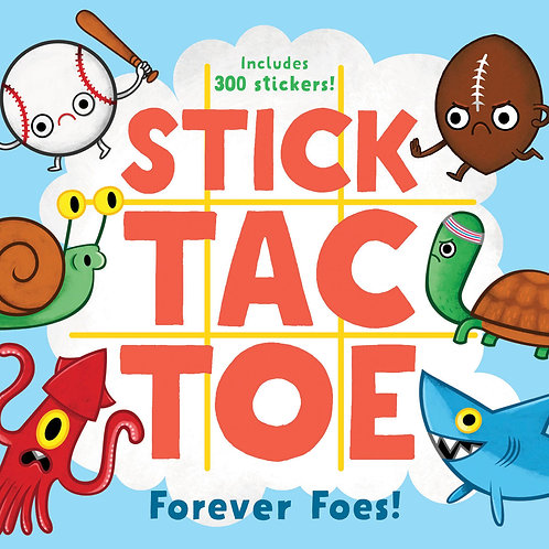 Stick Tac Toe: Forever Foes!