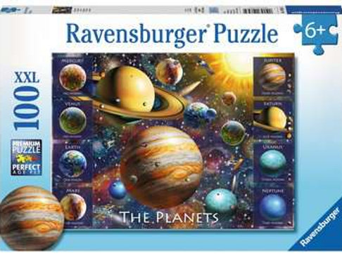 The Planets, 100pc