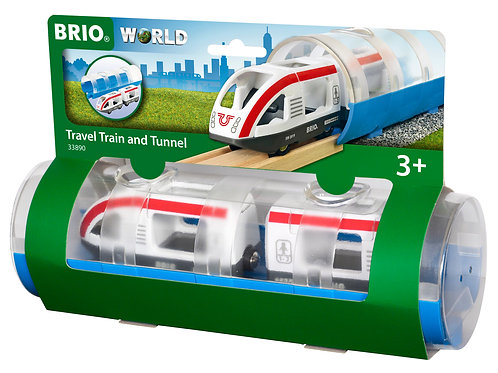 Tunnel & Travel Train