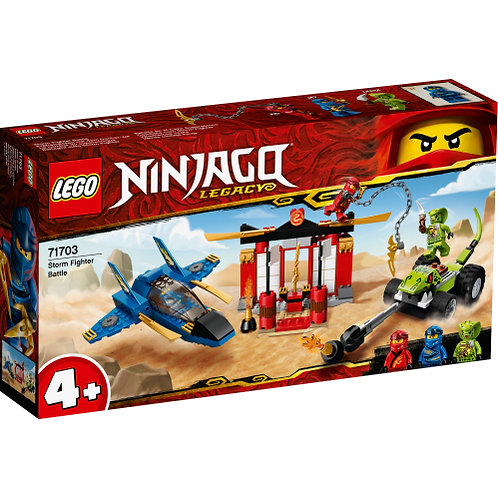 71703 Ninjago - Storm Fighter Battle