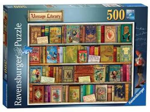 Vintage Library, 500pc