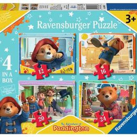 Paddington Bear, 4 in a box