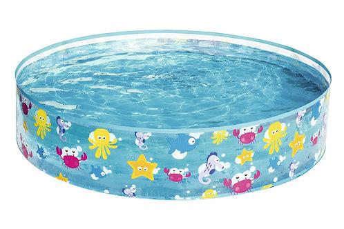 48 x 10inch Whale Fill n Fun Paddling Pool