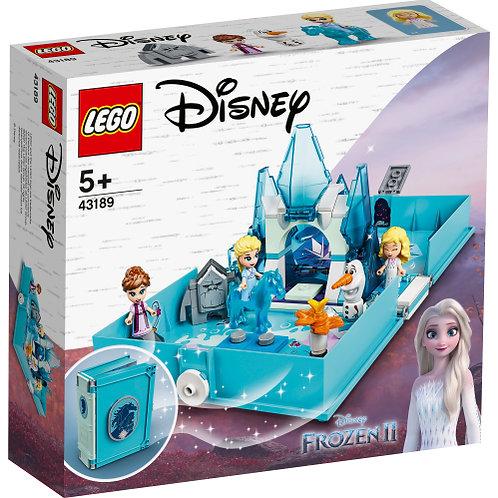 43189 Disney - Elsa and the Nokk Storybook