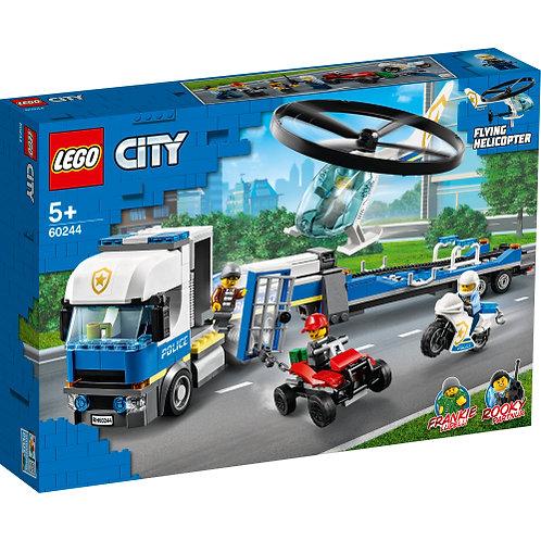 60244 Police Helicopter Transport V29