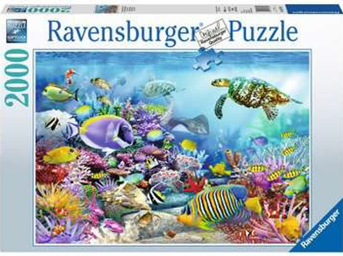 Coral Reef Mystery, 2000pc