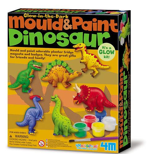 Mould & Paint - Dinosaurs