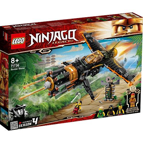 71736 Ninjago - Boulder Blaster