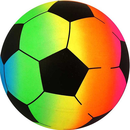 Rainbow Football 20cm