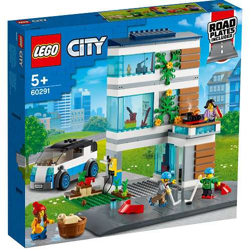 60291 City - Family House