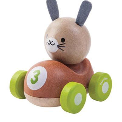 Wooden Bunny Racer