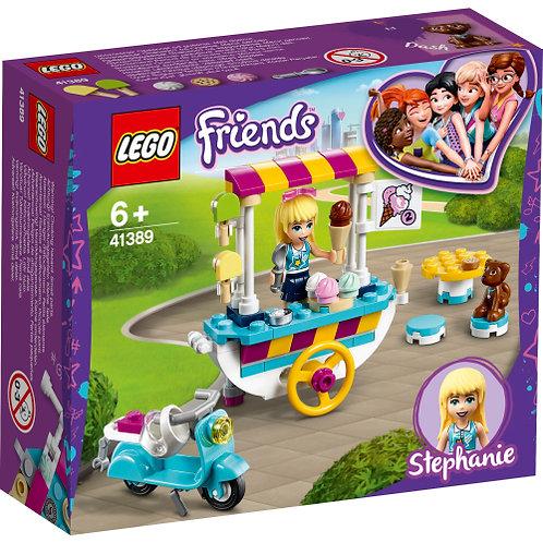 41389 Friends - Ice Cream Cart