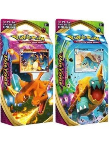 Pokemon - Sword & Shield 4: Vivid Voltage Decks