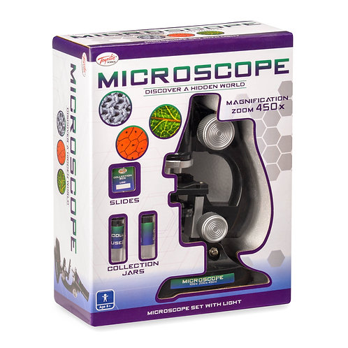 Microscope with Light