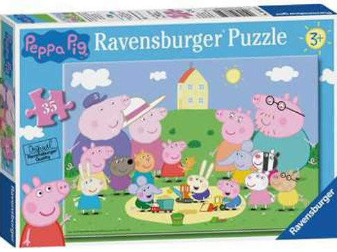 Peppa Pig Fun in the Sun, 35pc