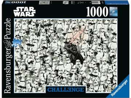 Challenge - Star Wars, 1000pc