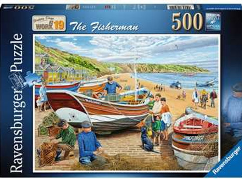 The Fisherman, 500pc