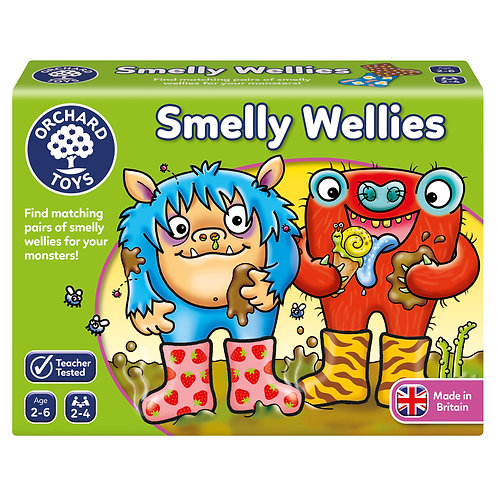 Smelly Wellys