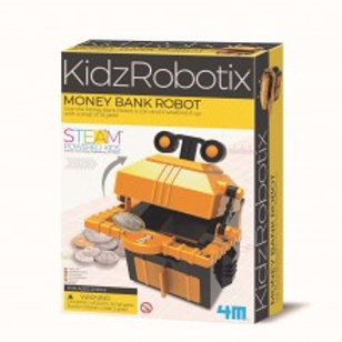Money Bank Robot