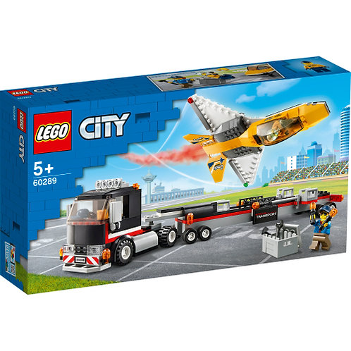 60289 City - Airshow Jet Transporter