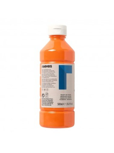 Orange Paint - 500ml