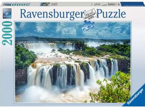 Iguazu Waterfall, 2000pc