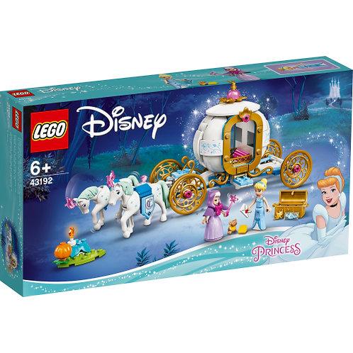 43192 Disney - Cinderella's Royal Carriage