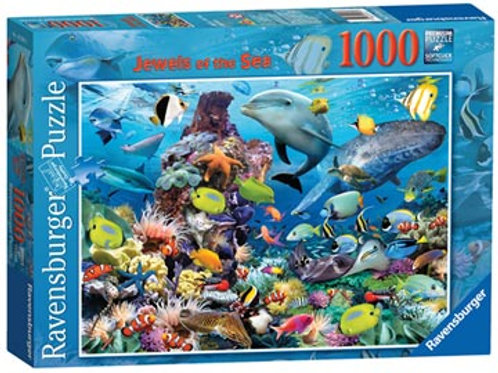 Jewels of the Sea, 1000pc