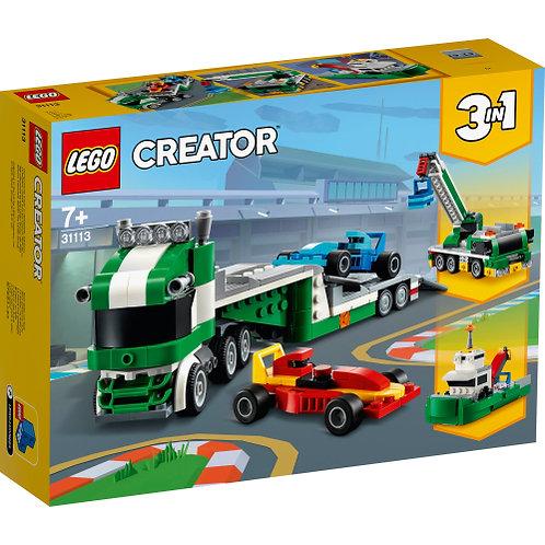 31113 Creator - Race Car Transporter