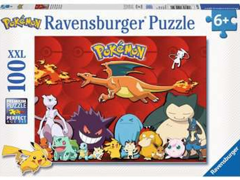 Pokemon, 100pc